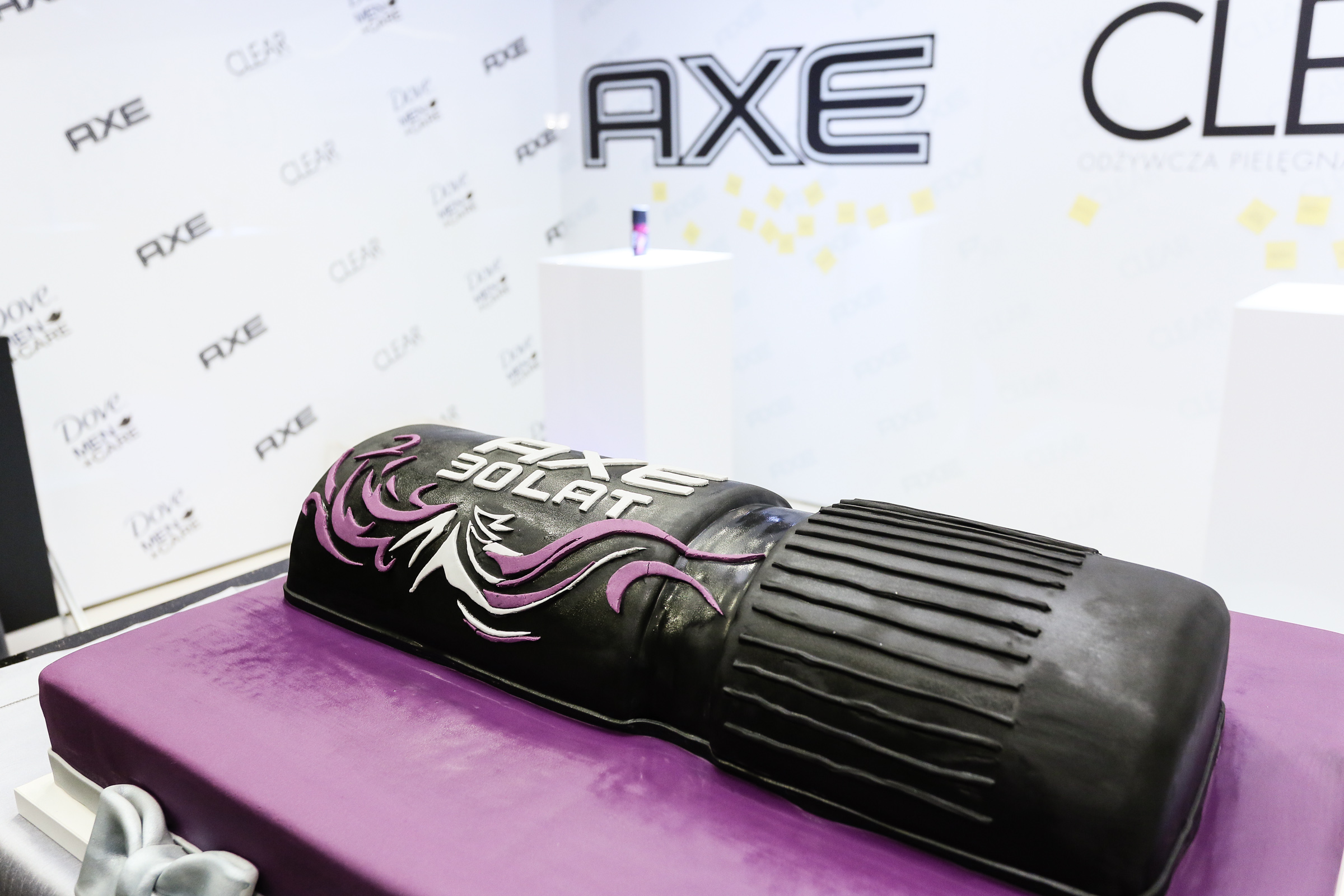 30-lecie marki AXE