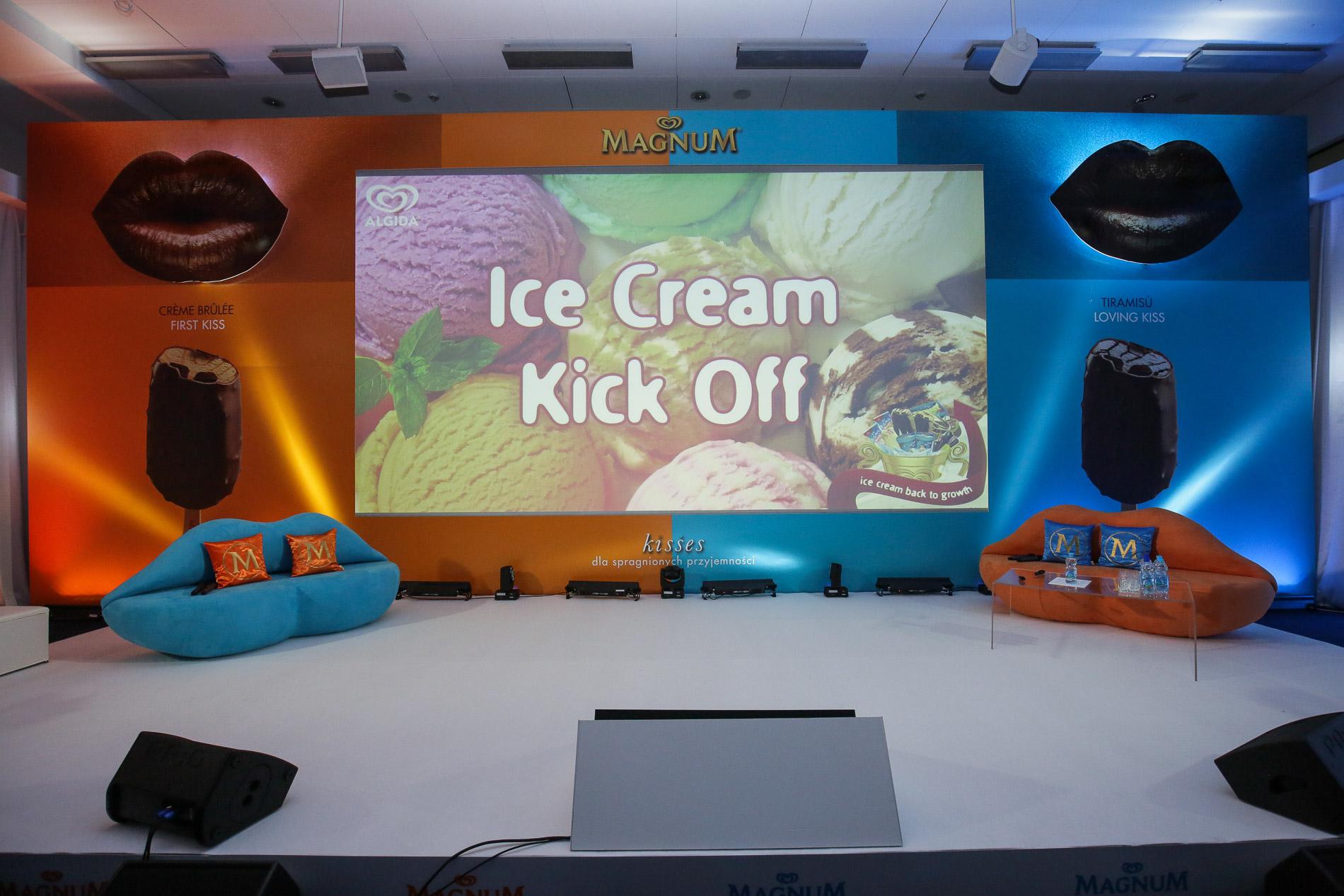Konferencja Sprzedaży Algida 2015