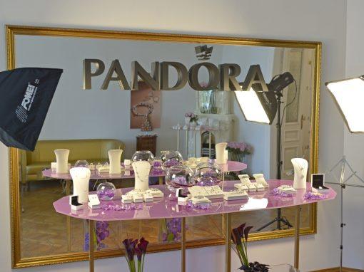 Pandora Press Day